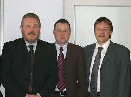 Prof. Dr. Fidel Castro Junior - Dr. Christian Schulze - Dr. Peter Stumpf